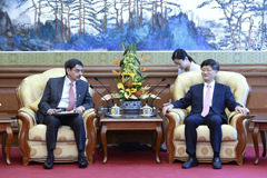 China, India agree to step up counterterror cooperation
