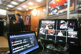 Website broadcasting Chinese courts goes live