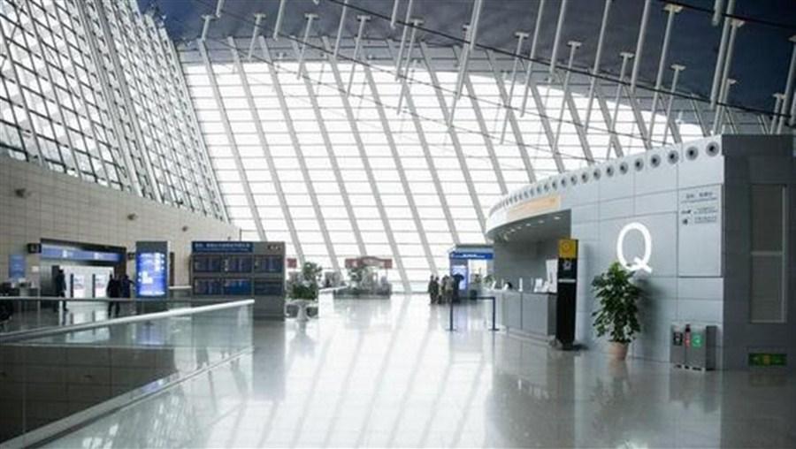 Shanghai Pudong airport warns: allow extra time