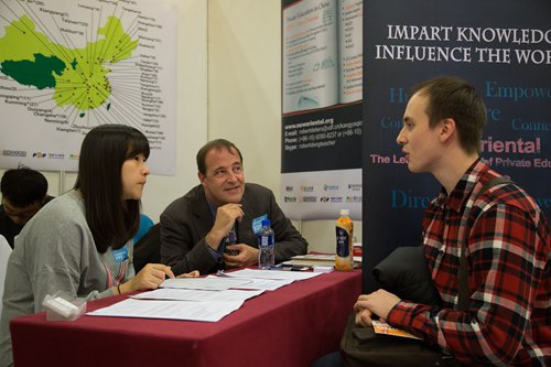 New policy encourages more young foreigners studying in