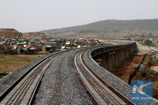 With Ethio-Djibouti railway, China pursues awe-inspiring