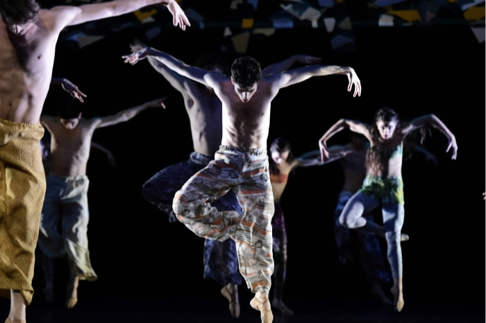Beijing dance festival: A dance feast education and show