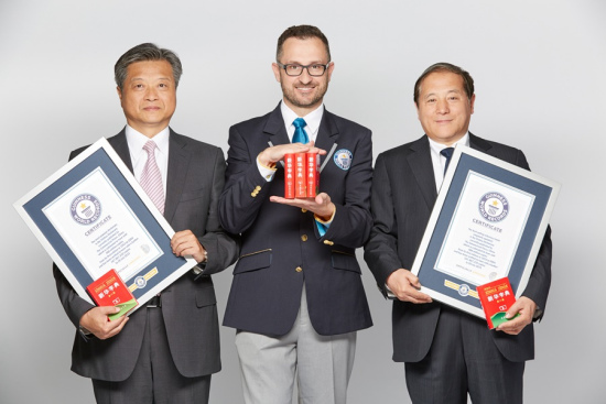 Guinness World Records looking forward to more 'China Prides'