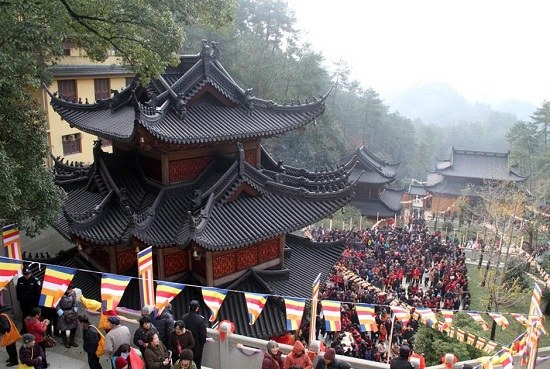 Yuquan Temple (Photo/SHINE)