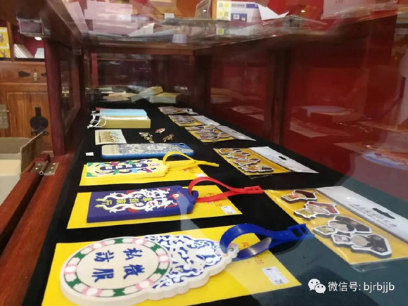 Palace Museum pop-up store looks to promote culture