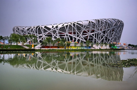 Architecture across China sees wave of bird-nest buildings