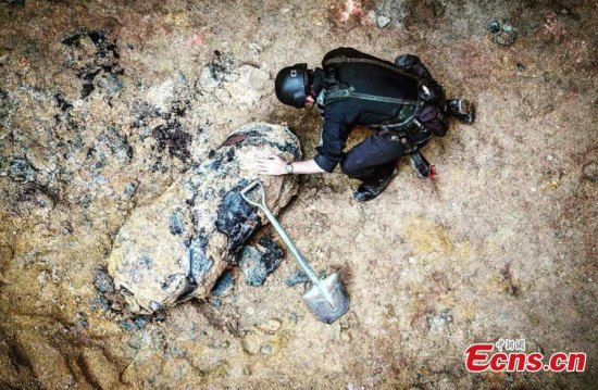 HK bomb disposal experts say responsibility overrides fear in work