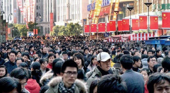 China's population 'will not decline at rapid rate'