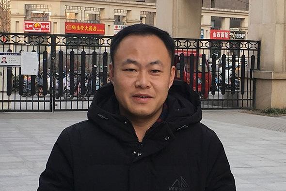 Yang Fan, a doctor from Zhengzhou, Henan province. (Photo provided to China Daily)