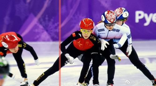 Chinese sports fans condemn decision to uphold speed skating disqualification