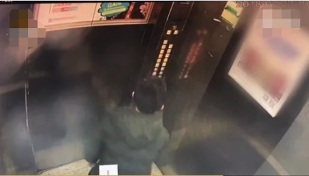 Boy urinates on elevator buttons, becomes trapped