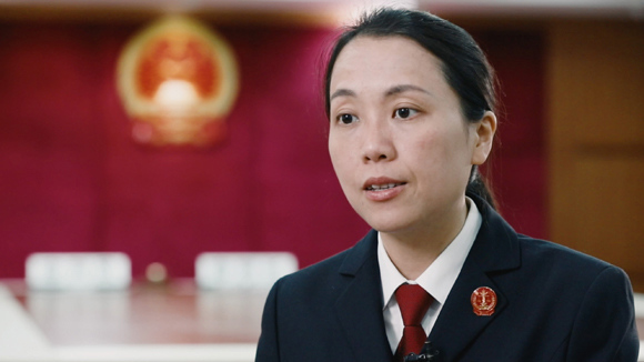 China's 'Mother Judge' hopes to prevent juvenile crimes