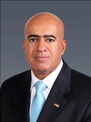 Ali Obaid Al Dhaheri, United Arab Emirates ambassador to China. (Photo provided to chinadaily.com.cn)