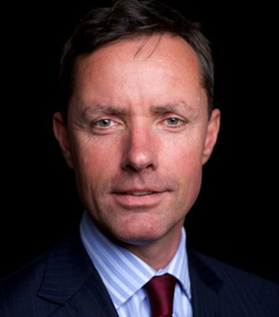 William Franklin, CEO of China Investors Club, a London-based business association