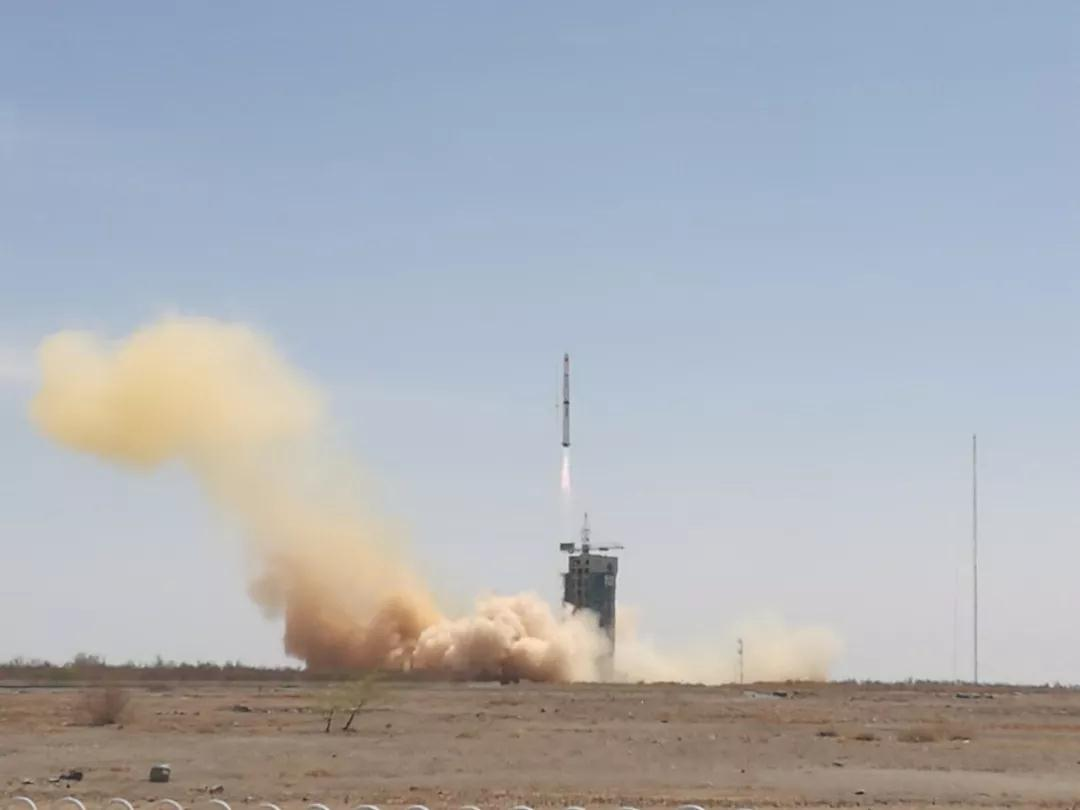 China launches Yaogan 31 satellites into orbit