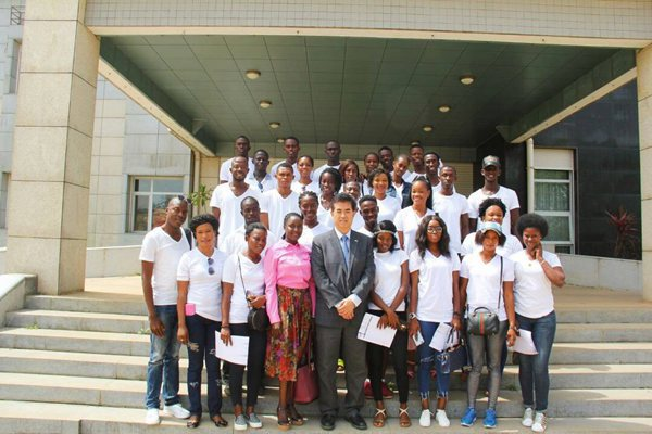 China set to train 32 Sierra Leonean Beach Volleyball players