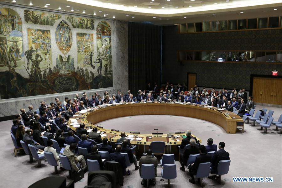 UN Security Council fails to adopt Russian-drafted resolution to condemn military strikes on Syria