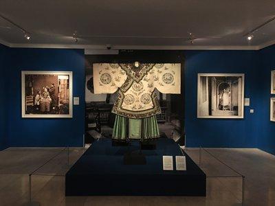 中国与暹罗:透过约翰汤姆森在伦敦的展览(摄影:孙伟/ GT)