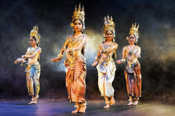 柬埔寨皇家芭蕾舞团将在北京登场