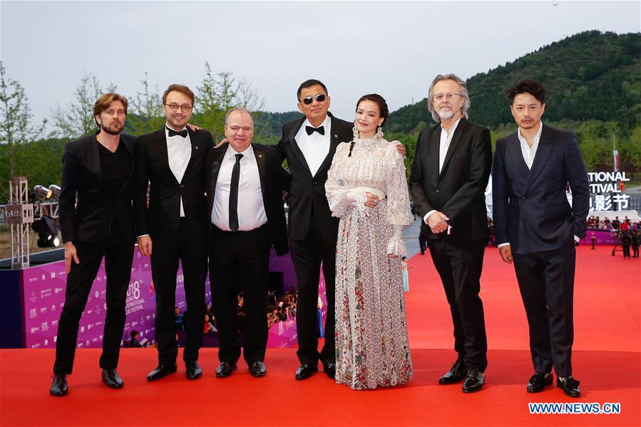 Closing ceremony and Tiantan Award for BIFF held in Beijing