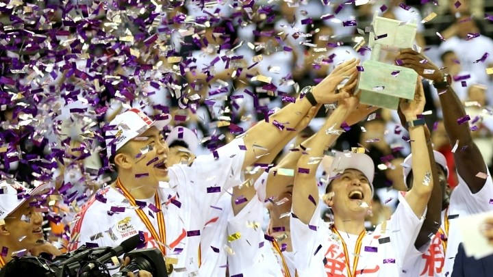 Liaoning become 7th CBA champions after sweeping Guangsha