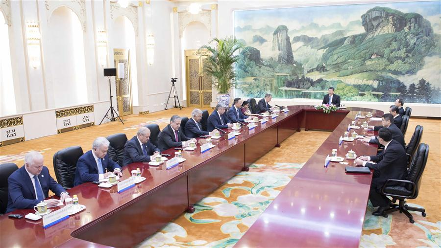 Xi expects SCO Qingdao summit to be success