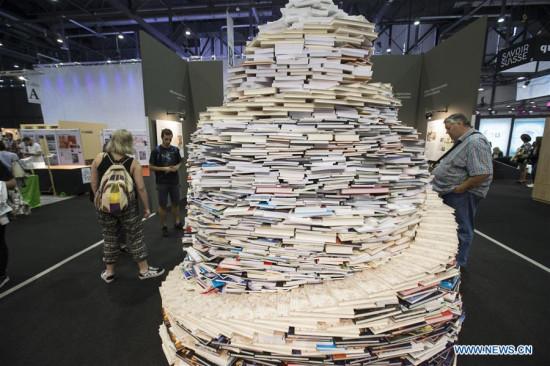 中文书籍在日内瓦书展上大放光彩