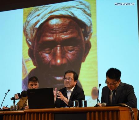 中国艺术家在伊斯坦布尔大学讲授中国美术发展