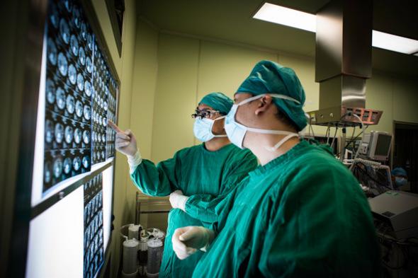 中国:鼓励医疗服务与互联网技术相结合