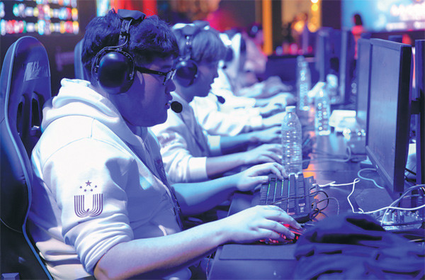 It's game on for e-sports at colleges
