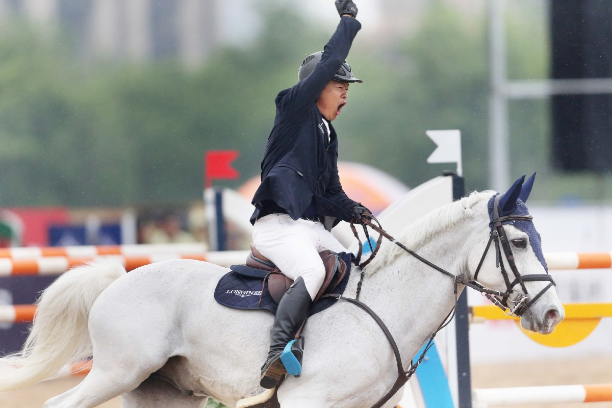 FEI World Cup sees youngest champion
