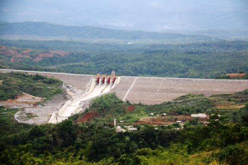 Jatigede Dam, irrigating flower of friendship between Indonesians, Chinese