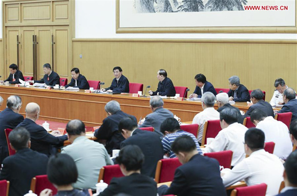 Senior CPC official stresses importance of studying Xi's speech commemorating Marx