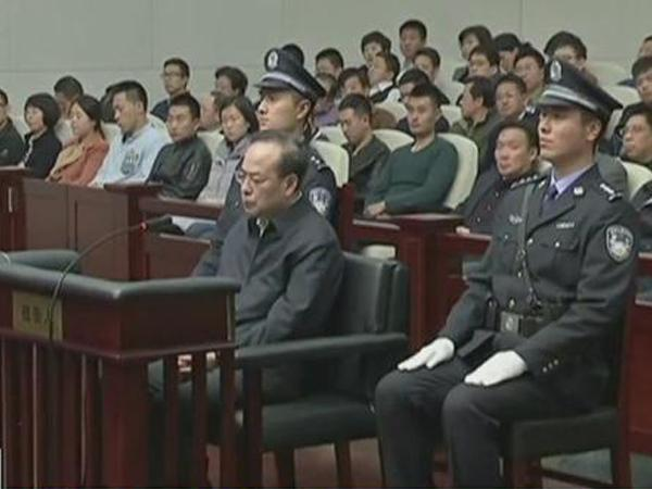 Sun Zhengcai gets life sentence for bribery