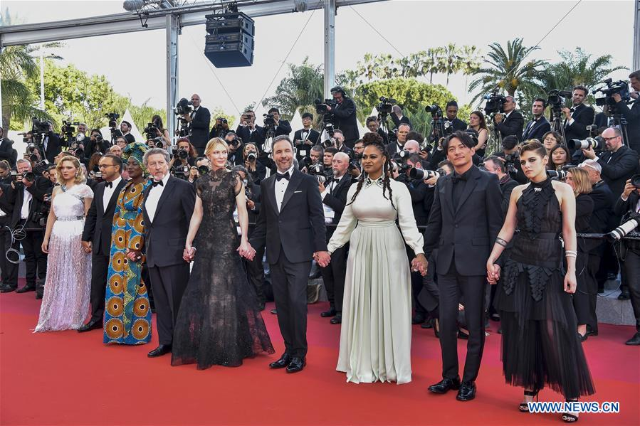 Cannes film fair kicks off, with 21 films vying for top prize