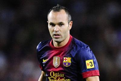 Heavy transfer spending on Iniesta denied by Chinese club Chongqing Lifan
