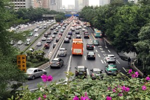 Guangzhou aims to raise bar on auto emissions
