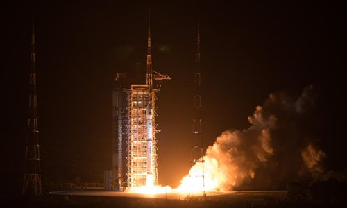 New Chinese satellite to monitor both air and land