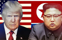 Trump says meeting with DPRK's Kim in Singapore on June 12