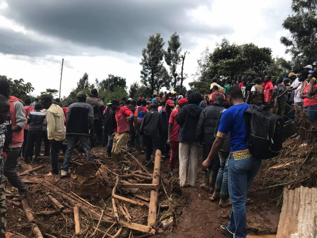 47 killed, 'huge destruction' caused after Kenyan dam bursts