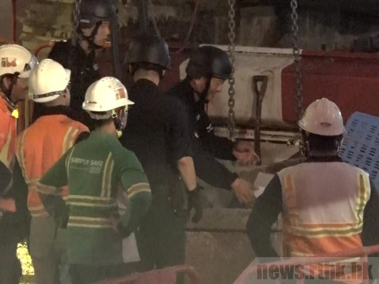 Another bomb unearthed in downtown Hong Kong