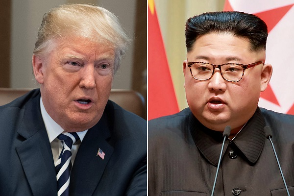 Trump says to meet with DPRK's Kim in Singapore on June 12