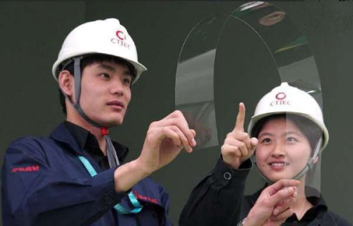 China develops world's thinnest glass, eyes competitive market edge