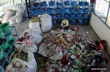 Chinese regulator urges 7 cities to fight solid waste pollution