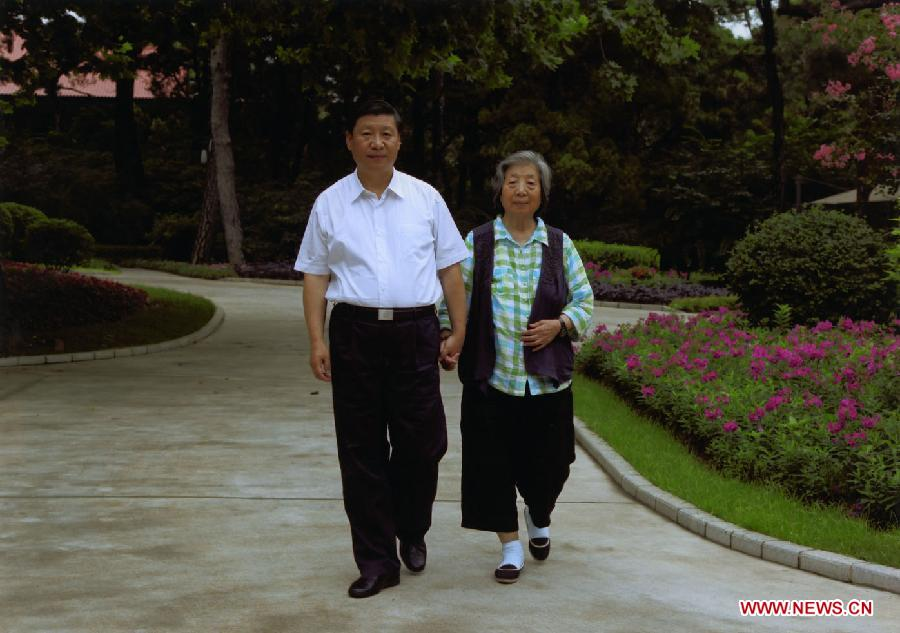 Ways to love mother: Xi's story shows the path