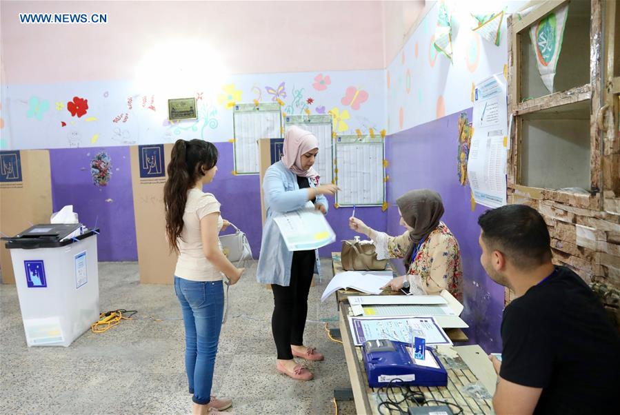 Iraqis vote in 1st post-IS parliamentary election, hope for new changes, better governance