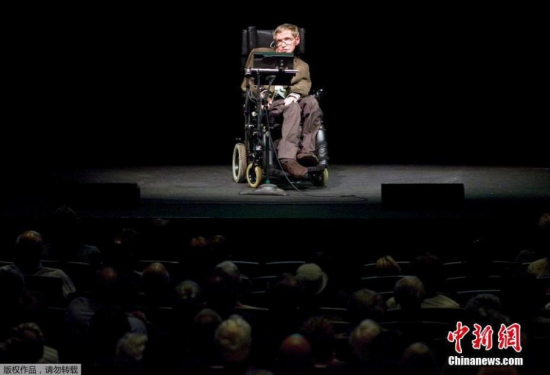 File photo of Stephen Hawking. (Photo:/Agencies)