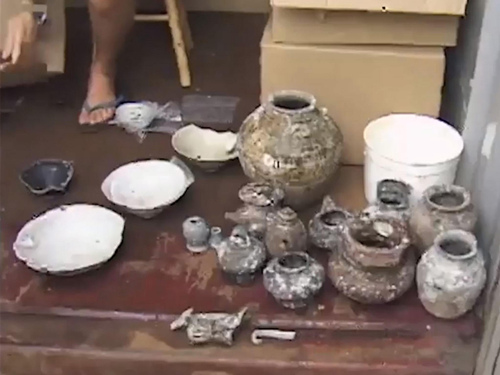 800-year-old 'made in China' label reveals lost history of Java shipwreck