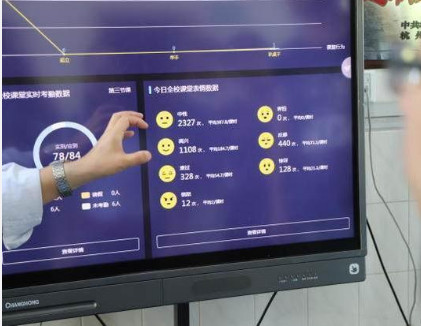 China high school uses facial recognition to ensure students pay attention in class