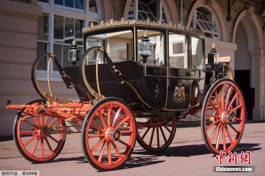 Horse-drawn carriage to carry new couple in Saturday's royal wedding